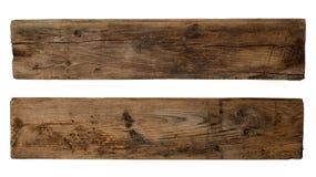 Vieilles planches en bois Photos libres de droits