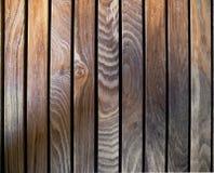 Vieilles planches en bois rayées. Image libre de droits