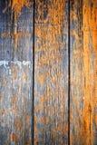 Vieilles planches en bois superficielles par les agents Photo stock