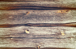 Vieilles planches en bois, vintage, fond Photo libre de droits