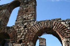 Vieilles ruines image stock