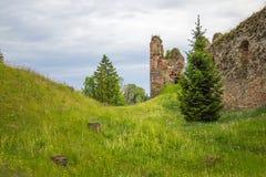 Vieilles ruines Image libre de droits