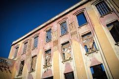 Vieilles ruines de construction Image stock