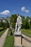 Vieilles statues Photos stock