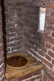 Vieilles toilettes Photographie stock libre de droits