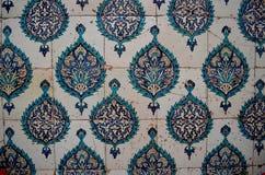 Vieilles tuiles à Istanbul 1 Images stock
