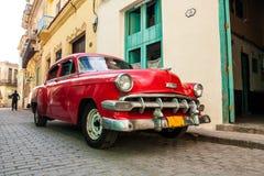 Vieilles voitures Photos libres de droits