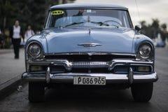 Vieilles voitures américaines classiques Image libre de droits