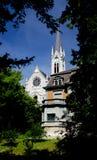 Vieilles vues 12 de ville Photo libre de droits