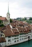 Vieilles vues 55 de ville Photo libre de droits