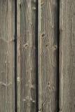 Vieillissement et bois superficiel par les agents photographie stock