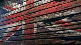 Vieja apocalipsis de madera del fondo de la textura ilustración del vector