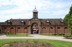 Vieja arquitectura adornada Foto de archivo libre de regalías