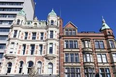 Vieja arquitectura de Belfast Imagen de archivo libre de regalías