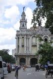 Vieja arquitectura de La Habana en Cuba Fotos de archivo libres de regalías