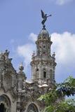 Vieja arquitectura de La Habana en Cuba Imagen de archivo libre de regalías