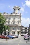 Vieja arquitectura de La Habana en Cuba Fotos de archivo