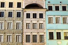 Vieja arquitectura de Market Place Fotos de archivo libres de regalías