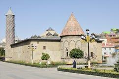 Vieja arquitectura de Seljuk Fotos de archivo libres de regalías