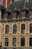 Vieja bolsa de Lille Foto de archivo libre de regalías
