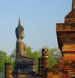 Vieja capital de Sukhotai de Tailandia fotos de archivo libres de regalías