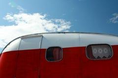 Vieja caravana Fotos de archivo libres de regalías