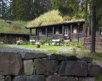 Vieja casa Imágenes de archivo libres de regalías
