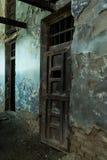 Vieja celda de prisión Foto de archivo