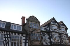 Vieja Chester Imágenes de archivo libres de regalías