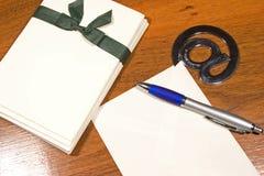Vieja comunicación imágenes de archivo libres de regalías