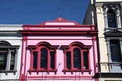 Vieja configuración, Christchurch Foto de archivo libre de regalías