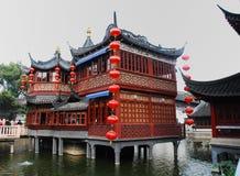 Vieja configuración de China Fotografía de archivo libre de regalías