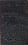 Vieja cubierta antigua de la biblia Imagen de archivo libre de regalías