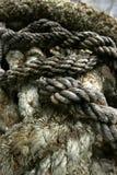 Vieja cuerda Foto de archivo