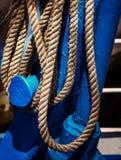 Vieja cuerda Fotografía de archivo libre de regalías