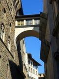 Vieja Florentine Architecture Imagen de archivo libre de regalías
