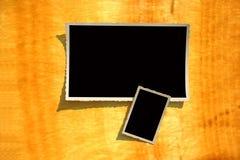 Vieja frontera de la foto fotografía de archivo libre de regalías