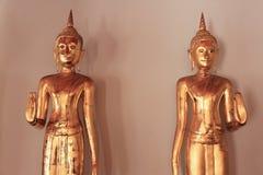 Vieja imagen hermosa de la punzada de Buda Imagen de archivo