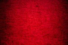 Vieja imagen roja del color de la textura del polvo Fotos de archivo