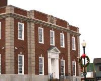 Vieja independencia del tribunal, MES Imagen de archivo