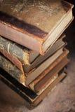 Vieja literatura Imágenes de archivo libres de regalías