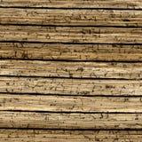 Vieja luz de madera Imágenes de archivo libres de regalías