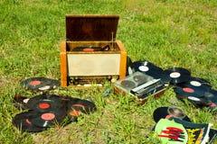 Vieja música Imagenes de archivo