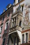 Vieja opinión de la ciudad de Praga Fotografía de archivo libre de regalías