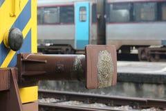 Vieja parada del tren Foto de archivo libre de regalías