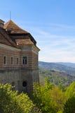 Vieja parte de una abadía austríaca Imagen de archivo libre de regalías
