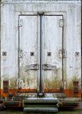 Vieja parte posterior del camión Fotos de archivo