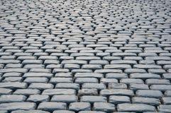 Vieja piedra o fondo del adoquín Foto de archivo