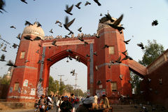 Vieja puerta de la ciudad de Multan Fotos de archivo