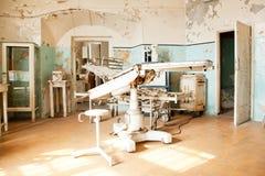 Vieja sala de operaciones Imagen de archivo